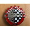 "Badge métal  CLASSIC ""Club911.net"""