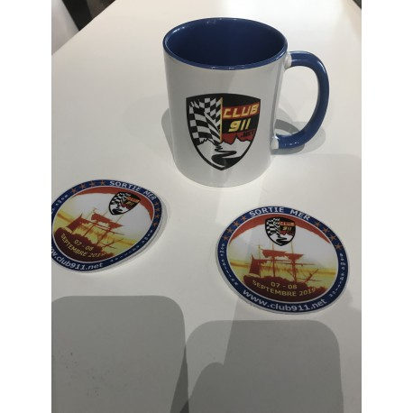 Mug & autocollant Sortie mer Grand Ouest 2019