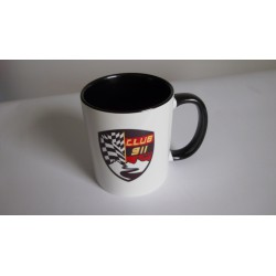 "Mug logo ""club911.net"""