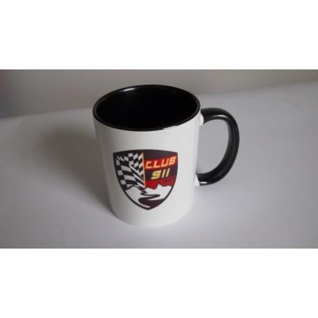 """Mug logo """"club911.net"""""""